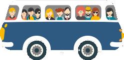 Komfortowe busy do Anglii