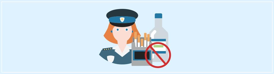 Ile alkoholu i papierosów można wziąć w busa do Anglii